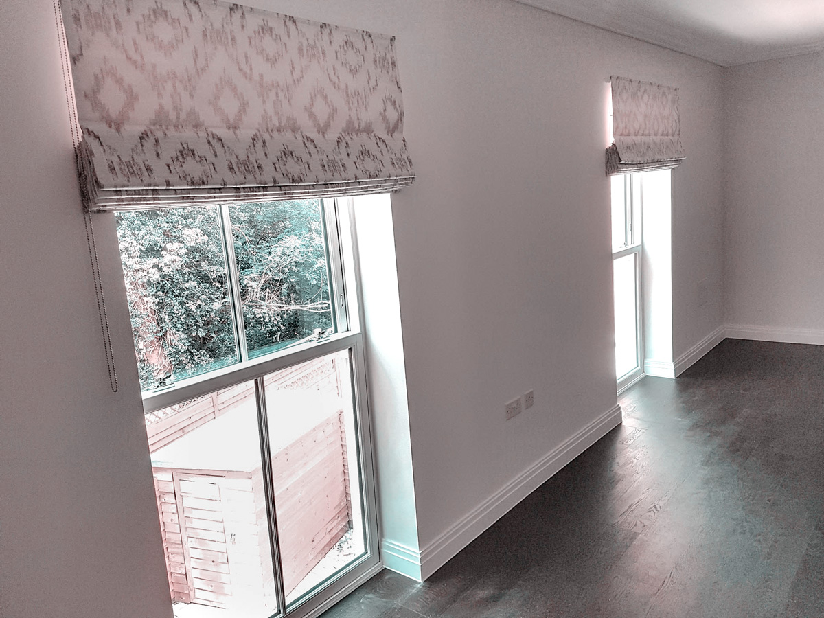 Made to measure blinds in Richmond