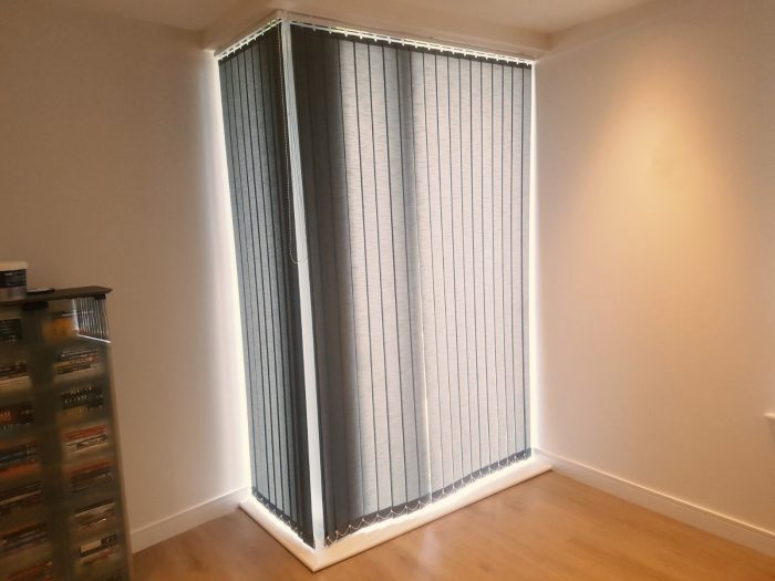 Vertical Blinds in Brentford