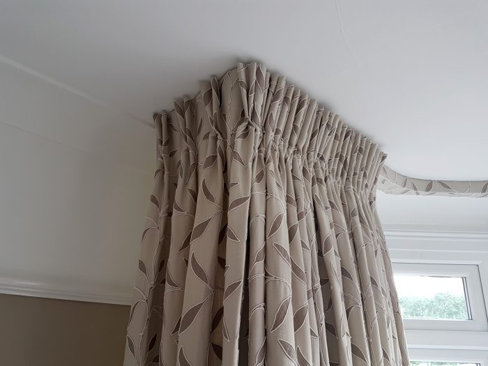 Sanderstead, Surrey Curtains Installation