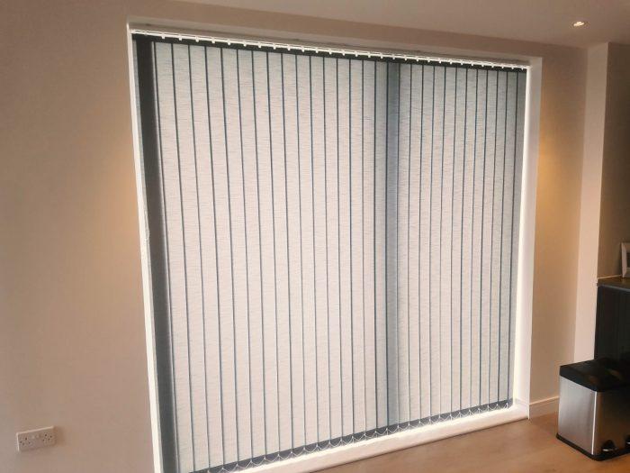 Vertical Blinds in Brentford