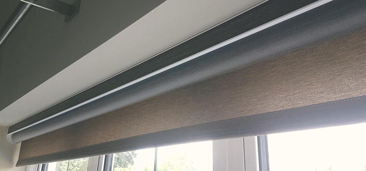 Cassette Roller Blind System Esher Surrey Otrt Interiors