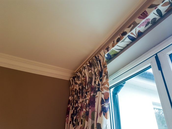 lath & fascia curtains in Surrey