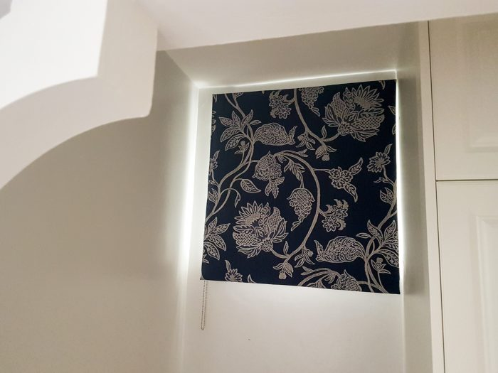 Made to measure Roman Blinds in Surrey