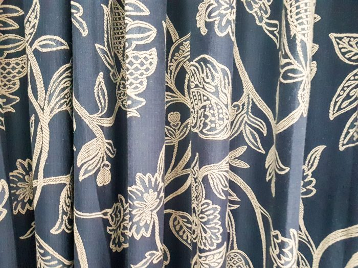Made to measure curtains in Surrey