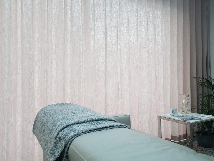 Curtain for Large Sliding Doors, New Malden