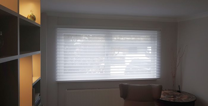 Silhouette Blinds Shades Luxaflex London, Richmond