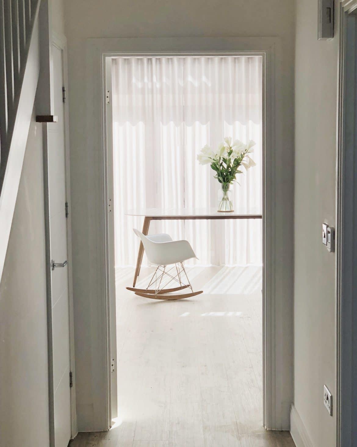 Sheer Curtains - Haiti Porcini by Romo