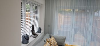 Venetian Blinds and Curtains installation in East Molesey