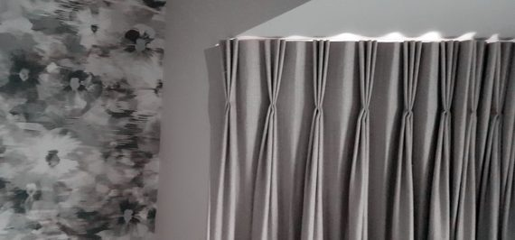 Curtain fitting in Surrey, London