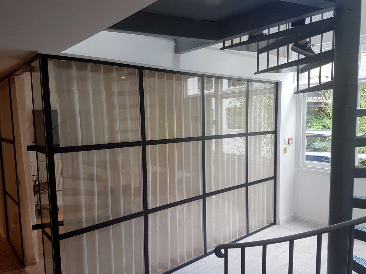 Office curtains in London