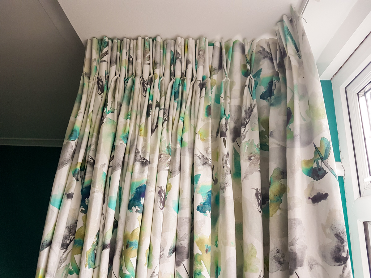 Made to measure curtains in Epsom