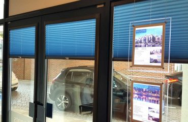 Perfect fit roller blinds Navy Blue