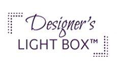 Designers light box lighting